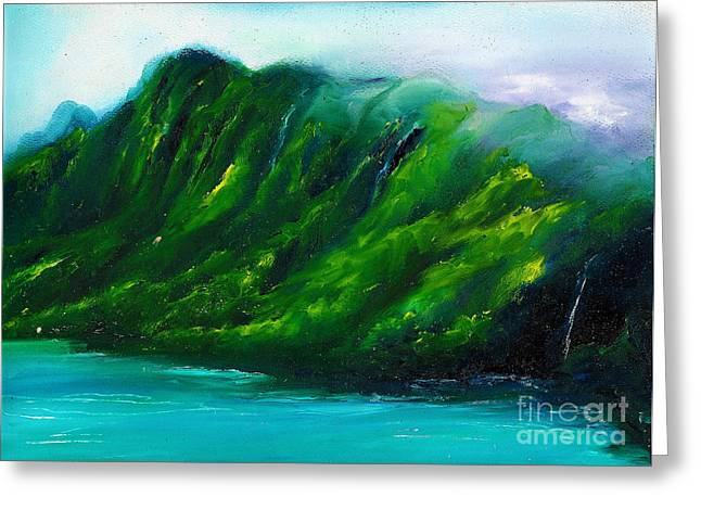Kailua Hawaii Greeting Card
