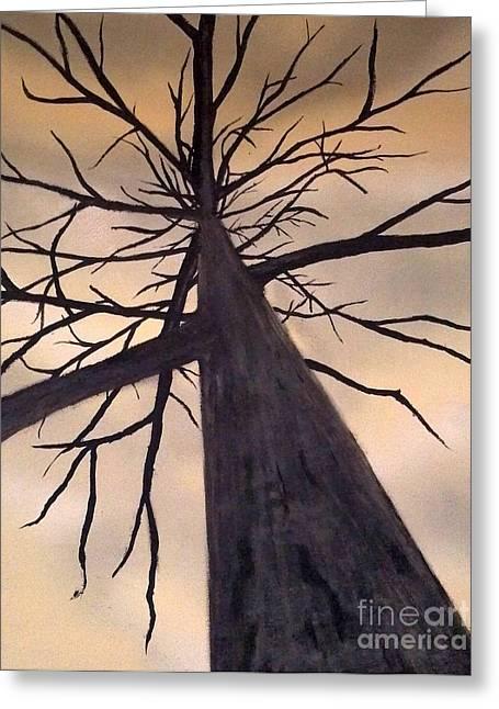 Kaleia's Tree Greeting Card