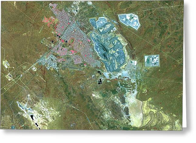 Kalgoorlie-boulder Greeting Card