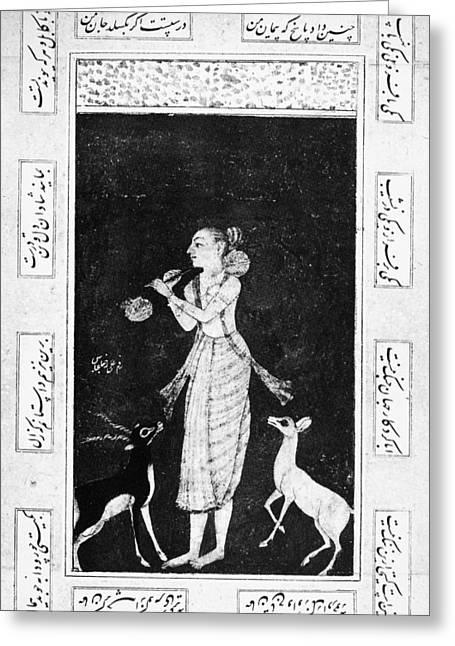 Kalidasa (5th Century) Greeting Card by Granger