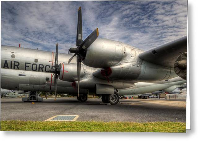 Kc-97 Tanker Greeting Card