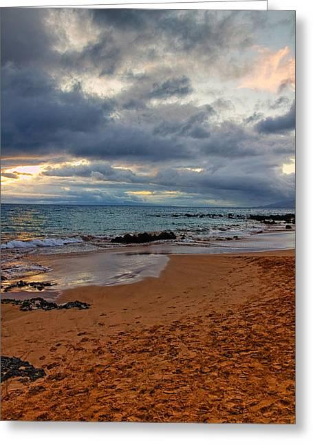 Keawakapu Beach Greeting Card