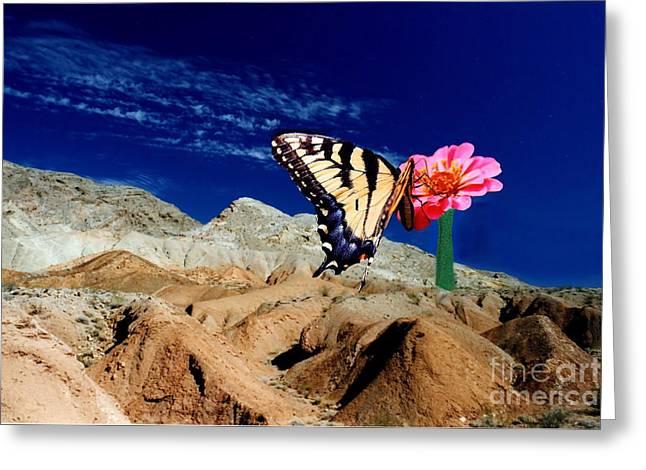 Keep The Faith Greeting Card