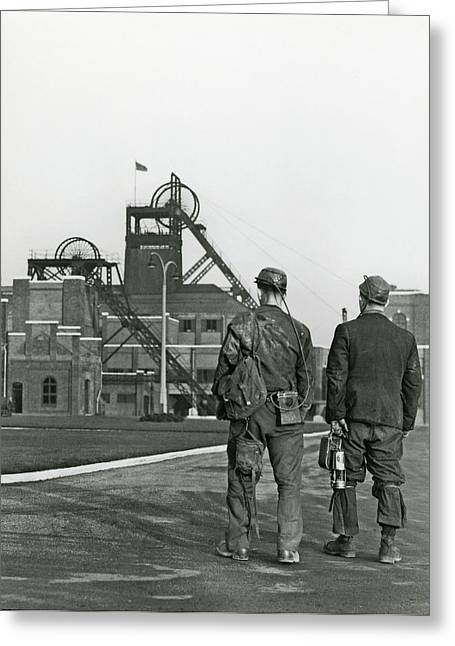 Kellingly Colliery Greeting Card