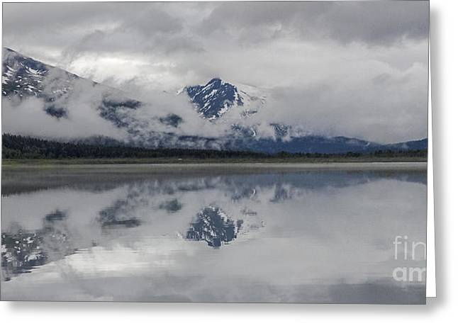 Kenai Lake Alaska Greeting Card