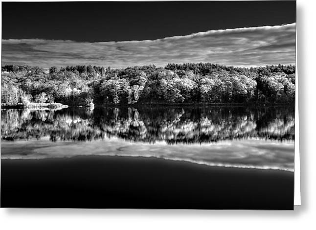 Kennebec Reflections Greeting Card