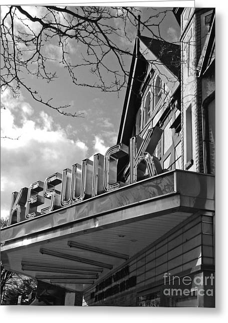Keswick Theater Greeting Card