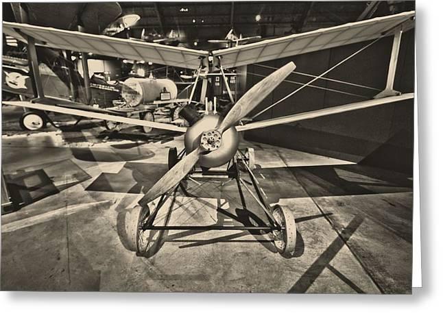 Kettering Aerial Torpedo Bug Greeting Card