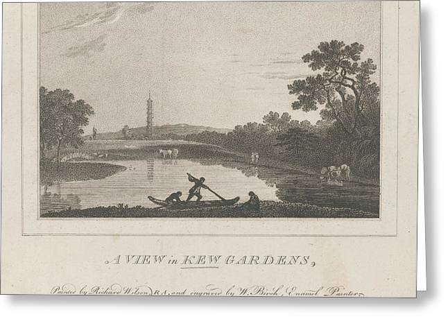 Kew Gardens Greeting Card by British Library
