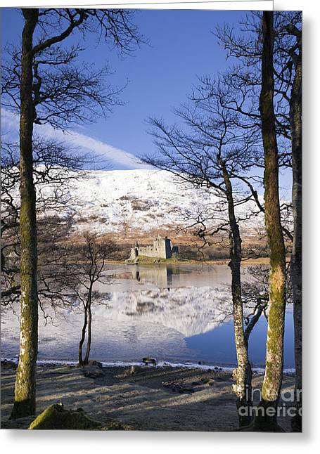 Kilchurn Castle Scotland Greeting Card