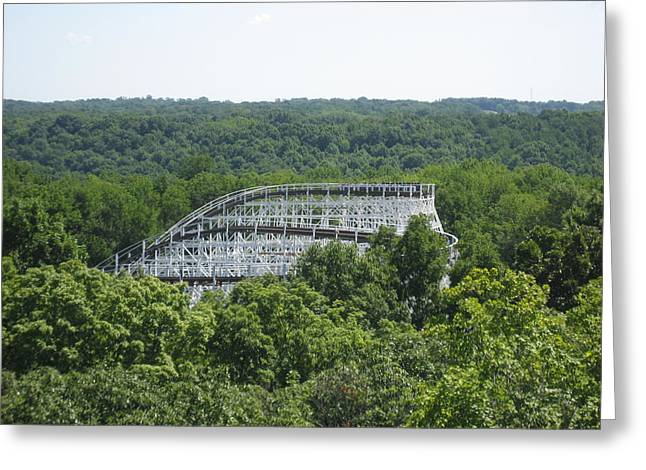 Kings Island - 121245 Greeting Card