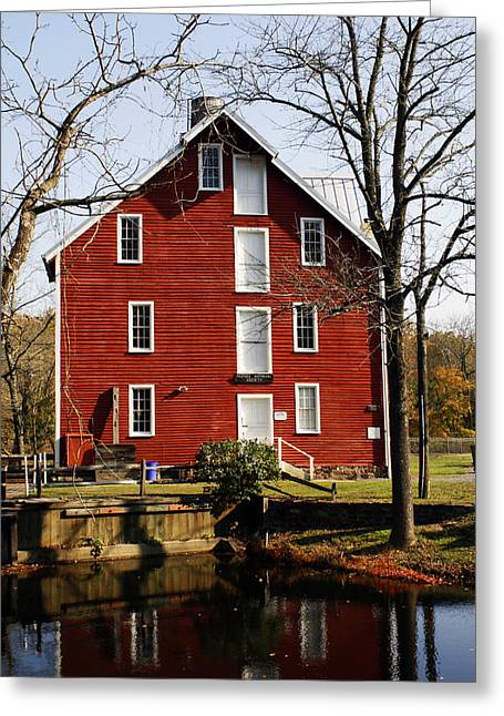 Kirby's Mill II Greeting Card