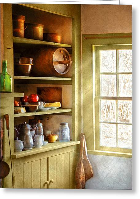 Kitchen - Kitchen Necessities Greeting Card