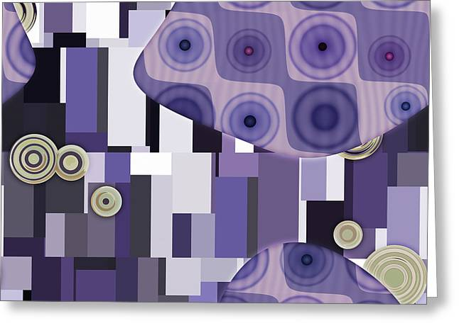 Klimtolli - 28 Greeting Card by Variance Collections