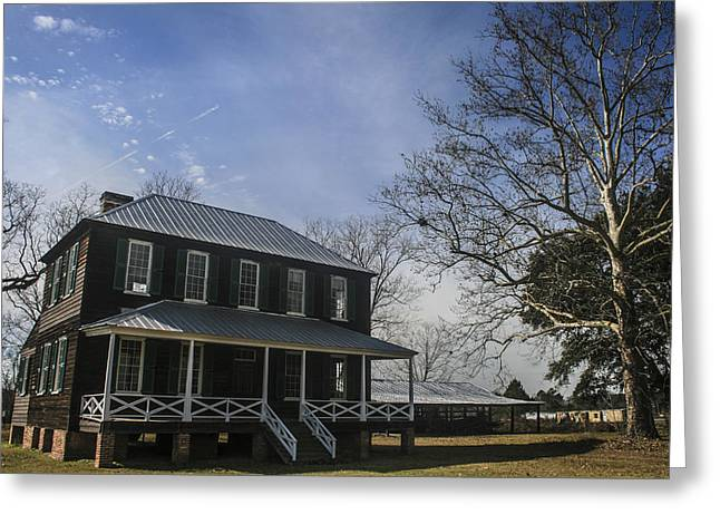 Koger House Greeting Card by Steven  Taylor