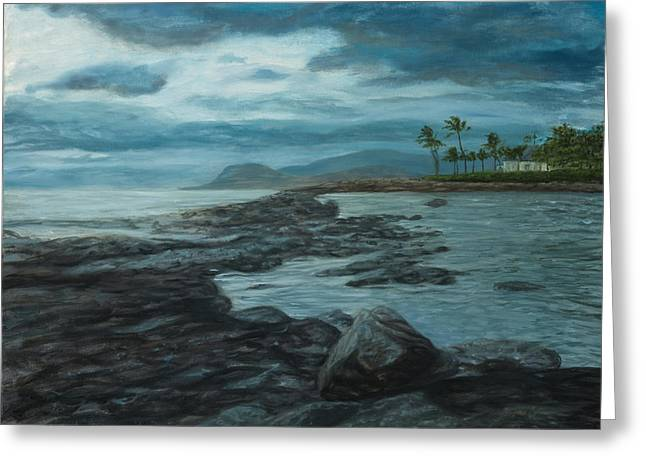 Ko'olina Afternoon Greeting Card