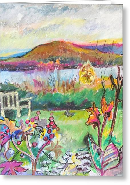 Kripalu View Greeting Card