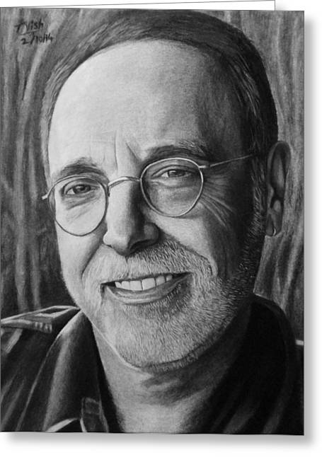 Krishna Das Greeting Card