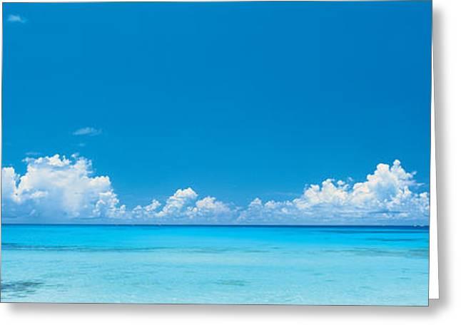 Kume Island Okinawa Japan Greeting Card by Panoramic Images