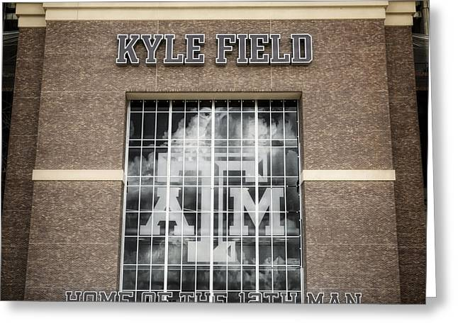 Kyle Field Greeting Card