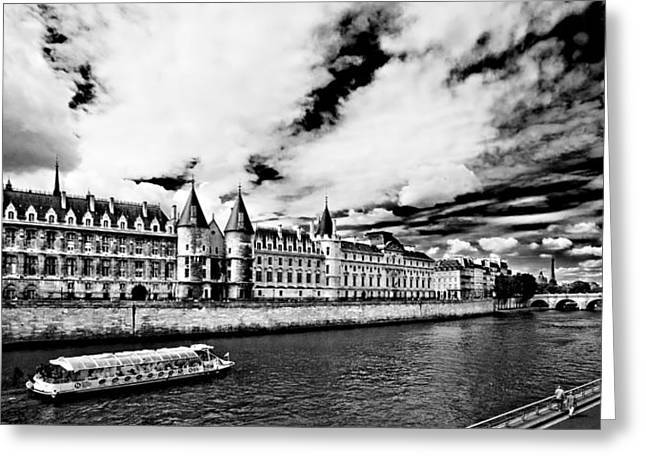 La Conciergerie / Paris Greeting Card