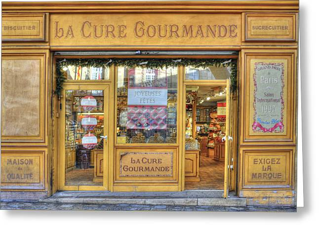 La Cure Gourmande Greeting Card
