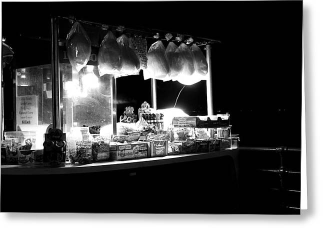 La Dolce Notte Greeting Card