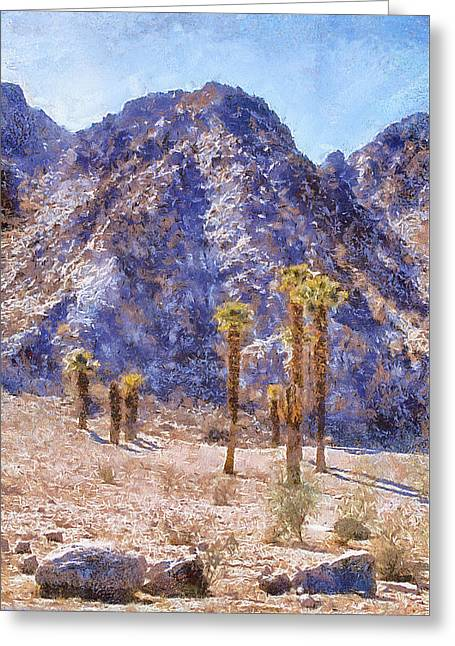 La Quinta Cahuilla Greeting Card