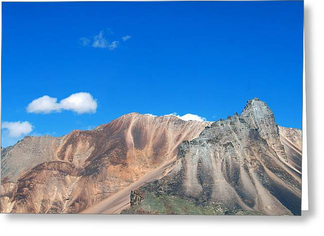 Ladakh 2 Greeting Card by Kees Colijn