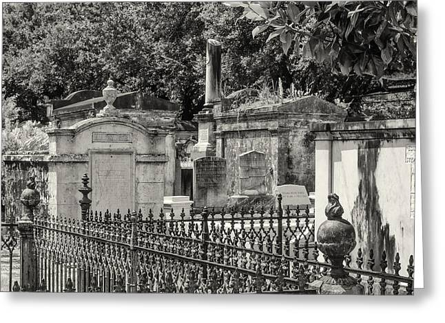 Lafayette Cemetery No. 1 Greeting Card