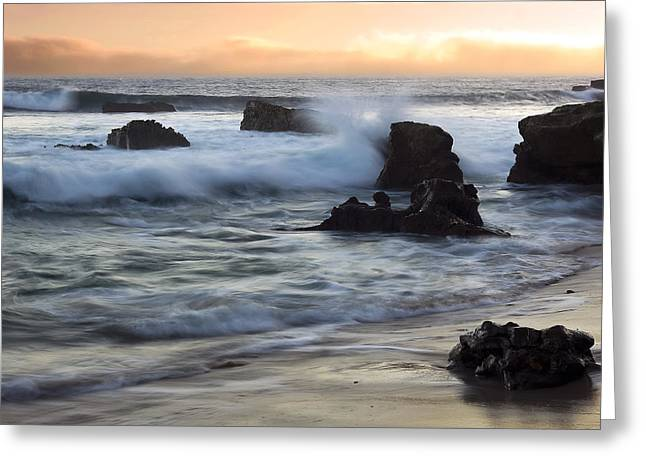 Laguna Sunset Greeting Card