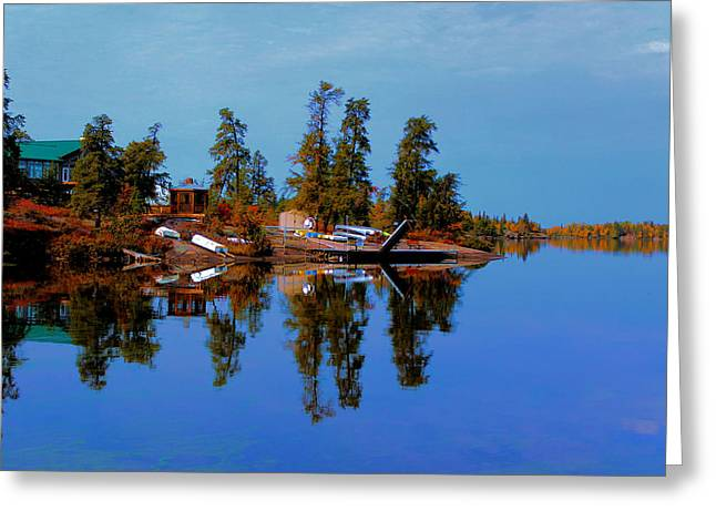 Lake Brereton Greeting Card