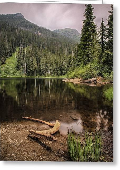 Lake Elizabeth Greeting Card