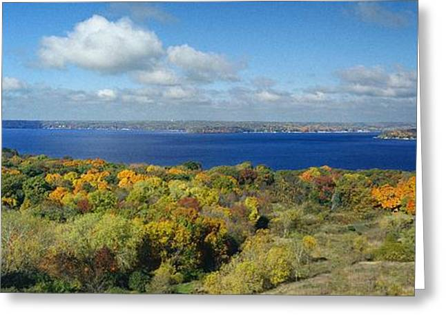 Majestic - Lake Geneva Wisconsin Greeting Card
