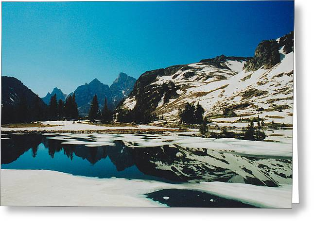 Lake Solitude Greeting Card