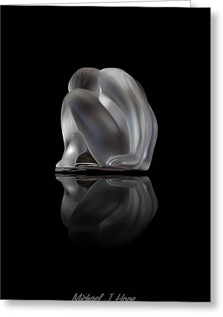 Lalique Reflected Greeting Card