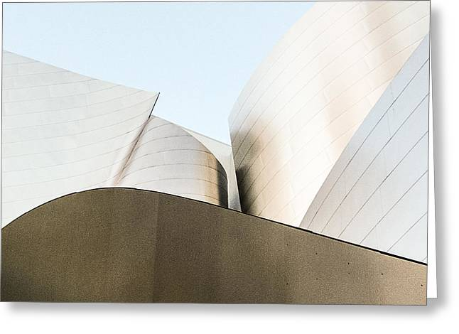 Landscape A10k Los Angeles Greeting Card by Otri Park