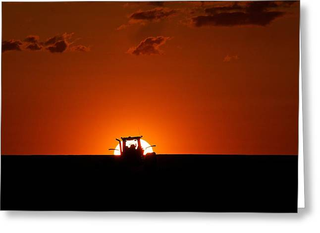 Landscape Photography Pendleton Oregon Greeting Card by Michael Rogers