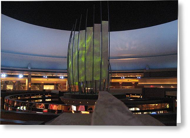 Las Vegas - Mgm Casino - 12122 Greeting Card by DC Photographer