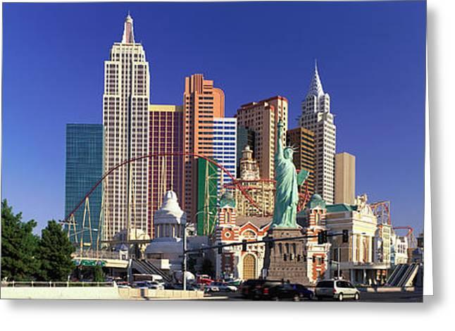 Las Vegas Nevada Greeting Card