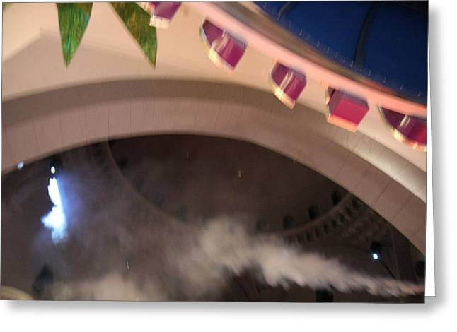Las Vegas - Planet Hollywood Casino - 12125 Greeting Card by DC Photographer