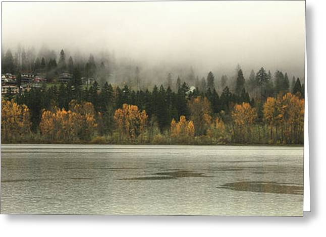 Last Breath Of Fall Greeting Card