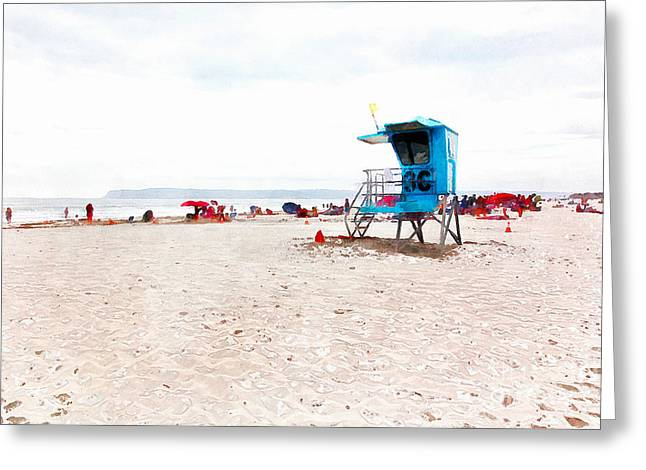 Last Days Of Summer 5d24279wcstyle Greeting Card by Wingsdomain Art and Photography