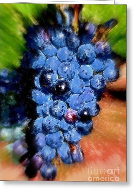 Late Harvest Greeting Card by Patrick Witz