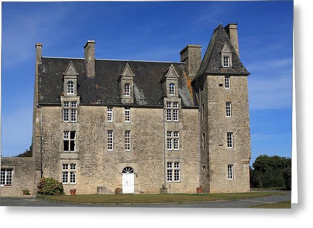 Le Chateau Saint Pierre Greeting Card