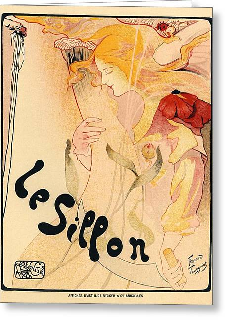 Le Sillon Greeting Card by Gianfranco Weiss