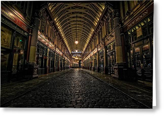 Leadenhall Greeting Card