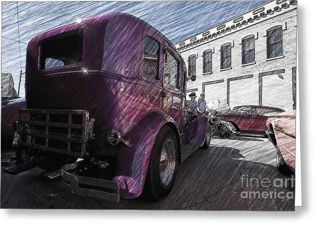 Greeting Card featuring the photograph Leavenworth Kansas by Liane Wright