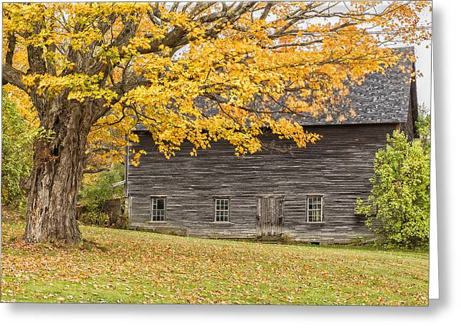Leavitt's Barn Greeting Card