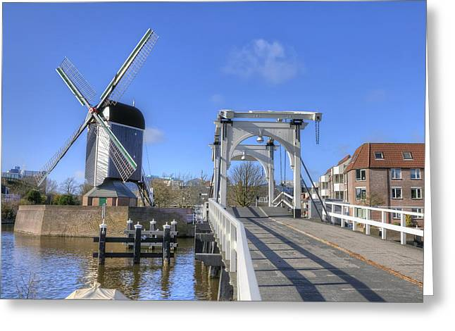 Leiden Greeting Card